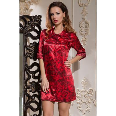 Сорочка рубашечного типа Carmen