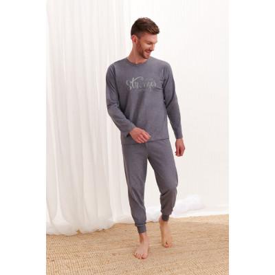 Мужская хлопковая пижама Michal