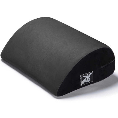 Темно-серая замшевая подушка для любви Liberator Retail Jaz Motion