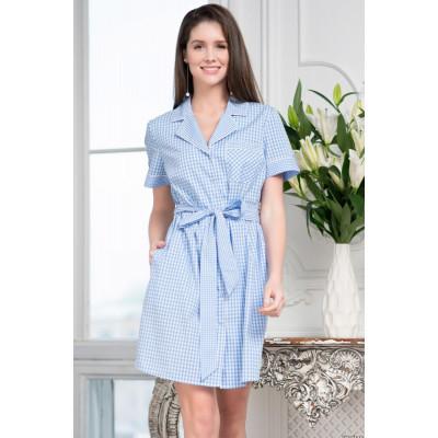 Платье-рубашка Tracy с коротким рукавом