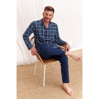 Мужская хлопковая пижама Gracjan